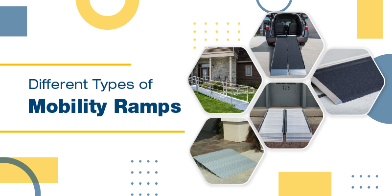 Different Types of Mobility Ramps