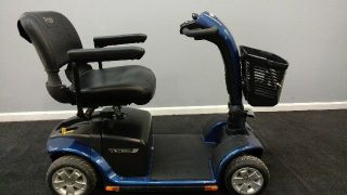 Online Shop for Used 2012 Pride Victory 9 Mobility Scooter 4 wheel