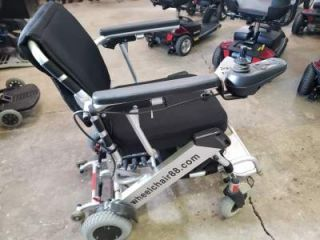 Online Shop for Used Portable Power Chair by Wheelchair 88