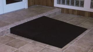 Online Shop for EZ Access Angled Entry Mat (Black)