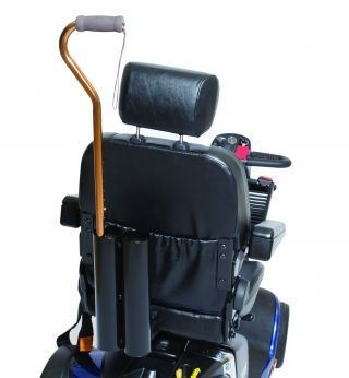 Online Shop for Cane Holder Double for Mobility Scooters & Wheelchairs | HomeTown Mobility