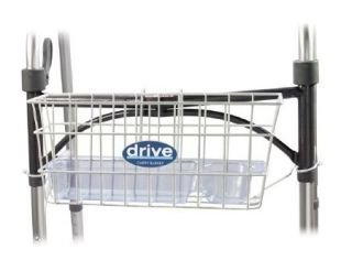 Drive™ Walker Basket with Tray and Cup Holder