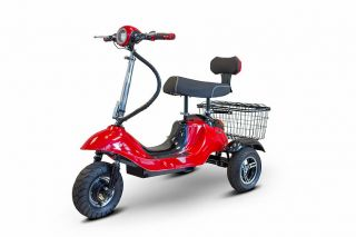 EWheels 3 Wheel Sporty Recreational Scooter EW-19 and EW-20