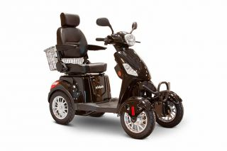 EWheels 4-Wheel Recreational Scooter EW-46