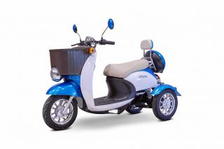 EWheels 3-Wheel Recreational Scooter EW-11