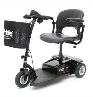 Online Shop for Pride GoGo ES2 3 wheel Mobility Scooter - Model SC81 | HomeTown Mobility