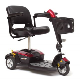 Online Shop for Pride GoGo LX - 3Wheel Mobility Travel Scooter - Model SC50LX | HomeTown Mobility
