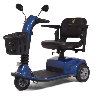 Online Shop for Golden Companion 3-Wheel Mobility Scooter - Model GC340 | HomeTown Mobility
