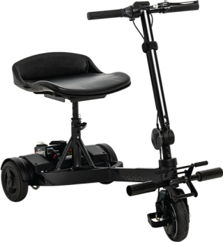 Online Shop for Pride GoGo Folding 4 Wheel Mobility Scooter - Model S19WH1001 - Travel Electric Scooter