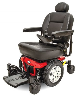 Online Shop for Pride Jazzy 600 ES Power Chair   HomeTown Mobility
