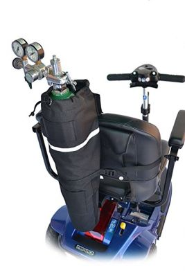 Online Shop for Oxygen E Tank holder for electric mobility scooters | HomeTown Mobility