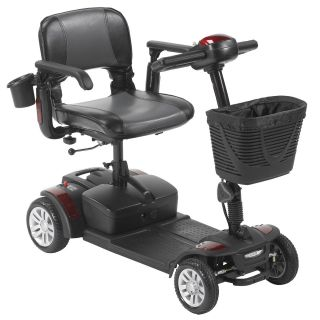 Online Shop for Drive Spitfire EX2 4 Wheel Mobility Scooter 12AH - Model SFEX2417FS-12
