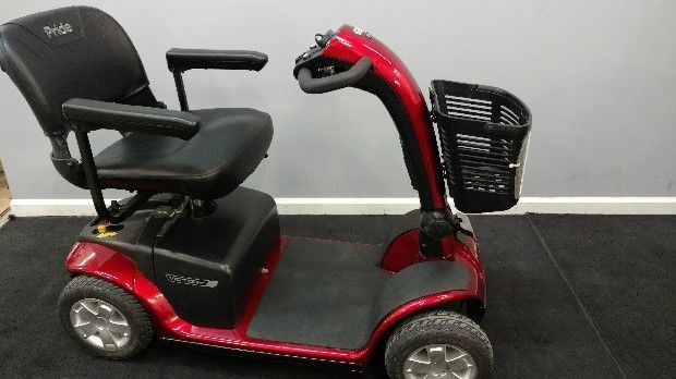 Online Shop for Used 2016 Pride Victory 10 Mobility Scooter 4 wheel | HomeTown Mobility