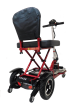 Buy the newly redesigned Triaxe Cruze 3 Wheel Mobility Scooter from HomeTown Mobility