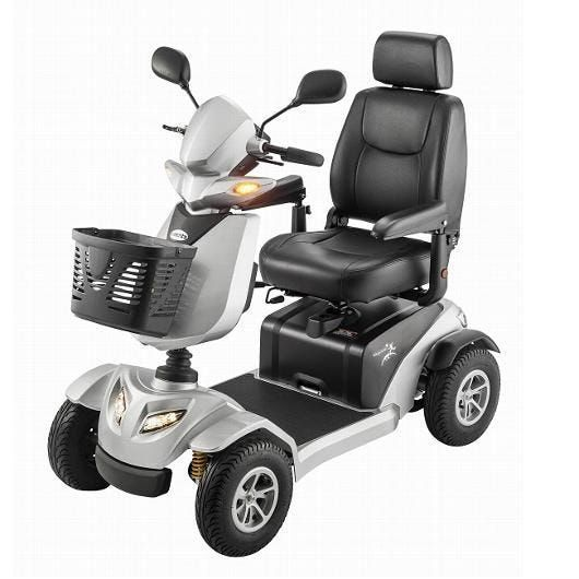 Merits Silverado 4 Wheel Heavy Duty Scooter for sale by HomeTown Mobility for the best price.