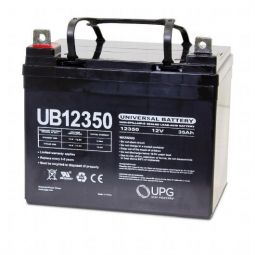 Shop UB12350 or comparable 12Volt 35AH Sealed Battery for Mobility Scooters | HomeTown Mobility