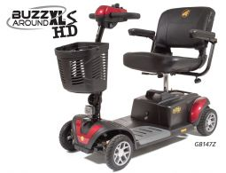 Online Shop for Buzzaround XLS HD 4 Wheel Mobility Scooter - Model GB147Z