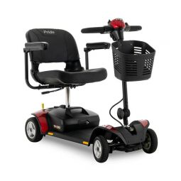 Online Shop for Pride GoGo Elite Traveller 4 Wheel Scooter - Model SC44E | HomeTown Mobility