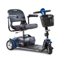 Online Shop for Pride GoGo Sport 3 wheel Mobility scooter - Model S73 | HomeTown Mobility