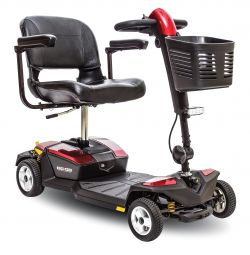 Online Shop for Pride GoGo LX with CTS 4-Wheel Mobility Travel Scooter - Model SC54LX | HomeTown Mobility