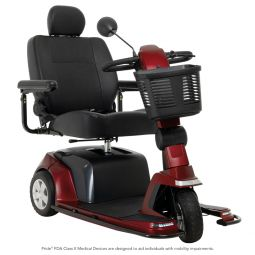 Buy your Pride Maxima 3 wheel scooter at a low price and free shipping!