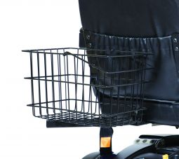 Online Shop for Scooter Rear Basket For Pride Mobility Electric Scooters | HomeTown Mobility