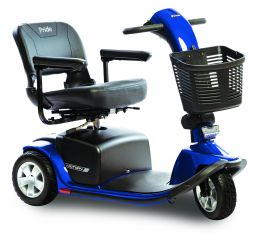 Online Shop for Pride Victory 10 - 3Wheel Mobility Scooter - Model SC610 - Red or Blue Color | HomeTown Mobility