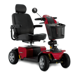 Online Shop for Pride Victory LX Sport 4 Wheel Mobility Scooter - Model S710LXW | HomeTown Mobility