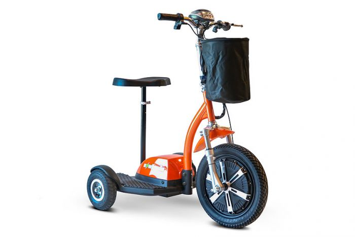 EWheels 3 Wheel Recreational Scooter EW-18 TURBO