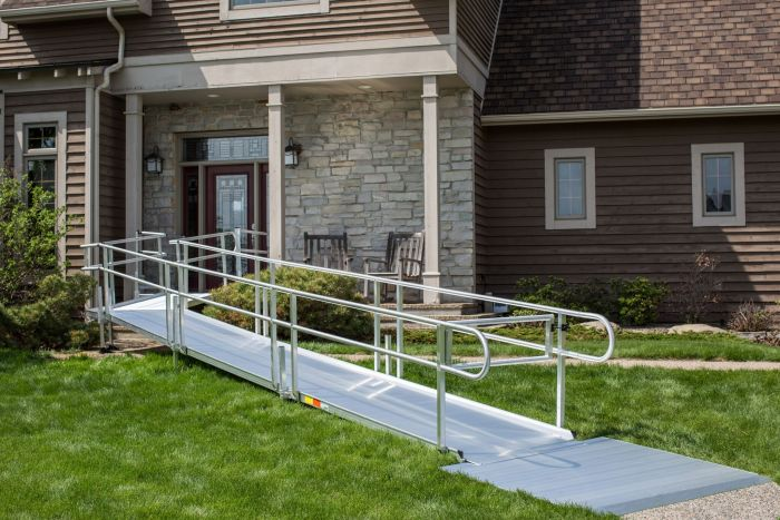 Online Shop for EZ Access Pathway 3G Modular Ramping Systems | HomeTown Mobility