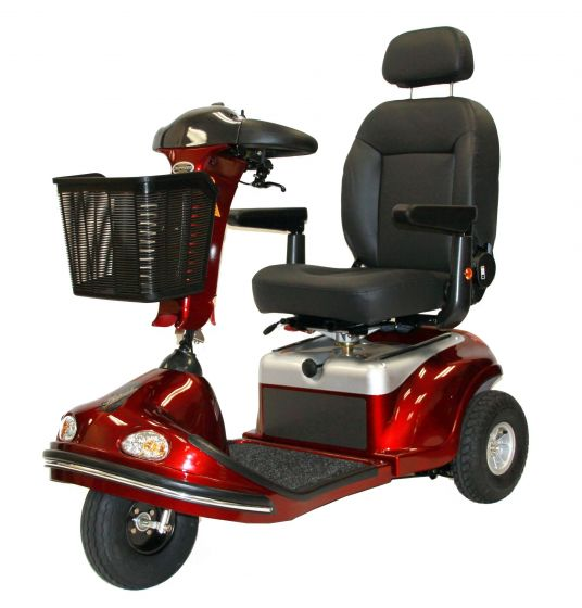 Online Shop for Shoprider Enduro 3PLUS - Model 778XLSBN - Mobility Scooter   HomeTown Mobility