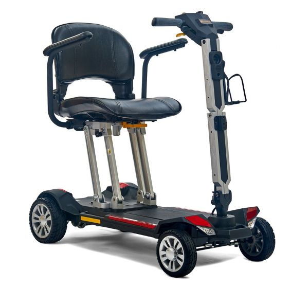 Buzzaround Carry-On 4 Wheel Folding Scooter - Airline Approved*