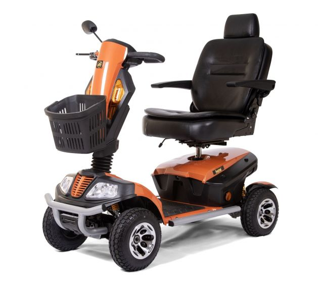 Online Shop for Golden Patriot 4-Wheel Mobility Scooter - Model GR575 | HomeTown Mobility