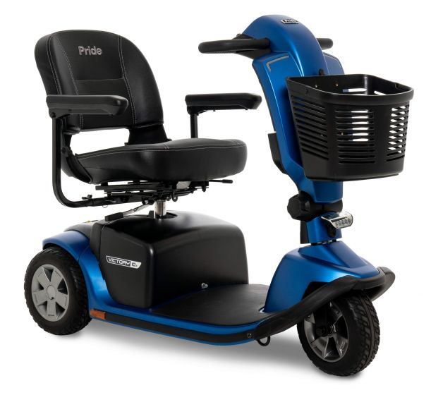Online Shop for Pride Victory 10.2 3-Wheel Mobility Scooter | HomeTown Mobility