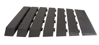 Online Shop for Harmar Rubber Threshold Ramp | HomeTown Mobility