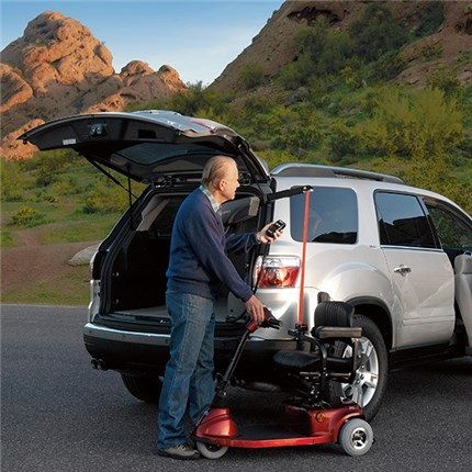Online Shop for Bruno Curb-Sider Automotive Mobility Lift   HomeTown Mobility