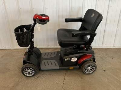 Online Shop for Used 2018 Buzzaround EX 4 Wheel Mobility Scooter - Model GB148 | HomeTown Mobility