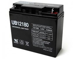 Shop UB12180 or comparable 12Volt 18AH Sealed Battery for mobility scooters