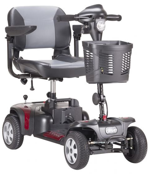 "Online Shop for Drive Phoenix HD4 4-Wheel 20"" Seat - Portable Scooter -Model PHOENIXHD4-20 