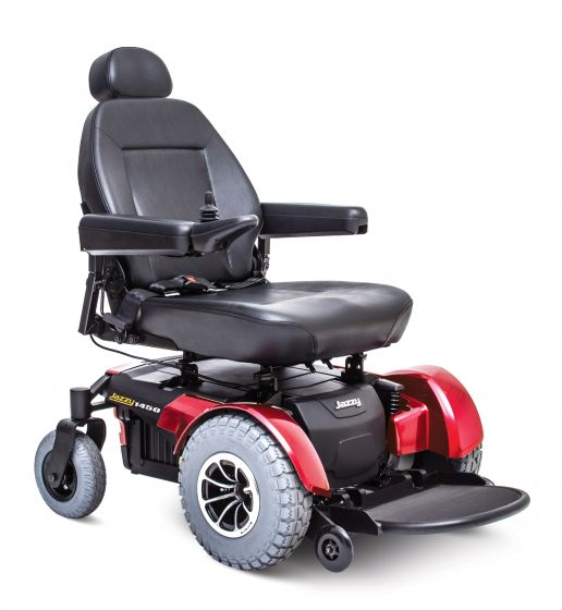Online Shop for Pride Jazzy 1450 Power Chair | HomeTown Mobility