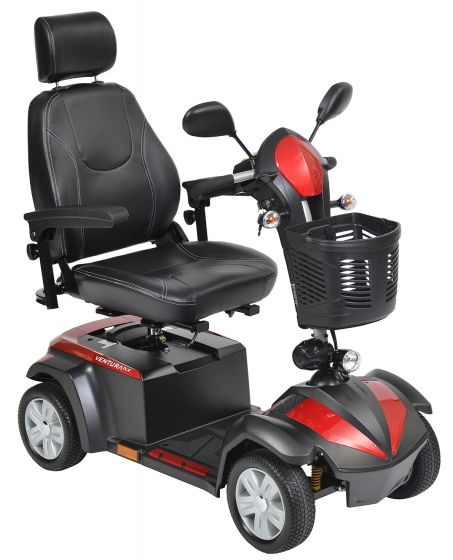 Online Shop for Drive Ventura 4 DLX Mobility Scooter - Model VENTURA418CS | HomeTown Mobility