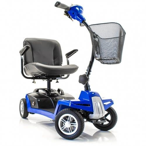 Online Shop for Shoprider Escape 4-wheel Travel Mobility Scooter- Model 7A | HomeTown Mobility