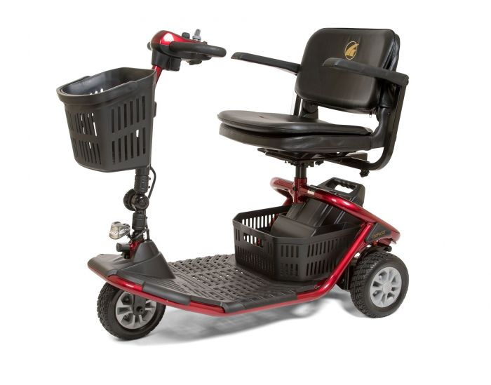 Online Shop for Golden LiteRider 3-Wheel Mobility Scooter - Model GL111D | HomeTown Mobility
