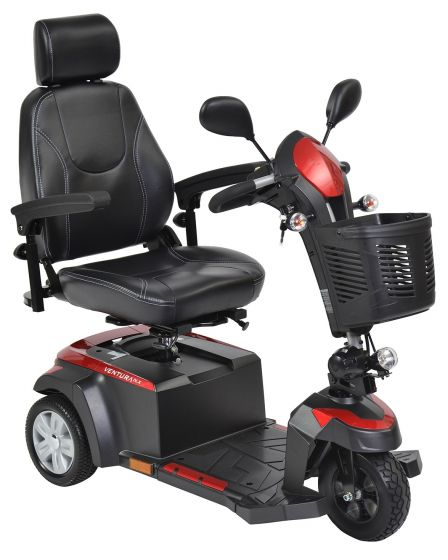 Online Shop for Drive Ventura 3 DLX Mobility Scooter - Model VENTURA320CS  | HomeTown Mobility