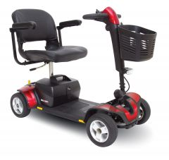 Online Shop for Pride GoGo Sport 4 wheel Mobility Scooter - Model S74 - Red and Blue Changeable Panels   HomeTown Mobility