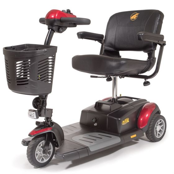 Online Shop for Buzzaround XL 3 Wheel Mobility Scooter - Model GB117   HomeTown Mobility