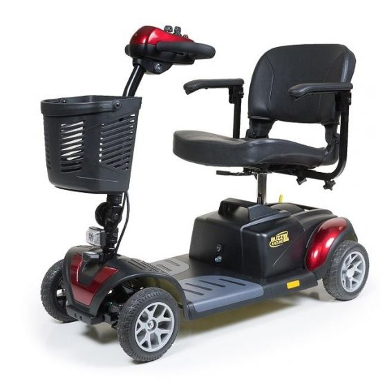 Online Shop for Buzzaround XL 4 Wheel Mobility Scooter - Model GB147D | HomeTown Mobility