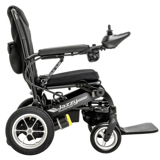 Online Shop for Pride Jazzy Passport Folding Power Chair | HomeTown Mobility