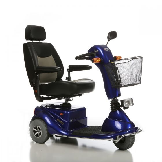 Buy the Pioneer 3 Mobility Scooter from Merits for the lowest price online!  HomeTown Mobility