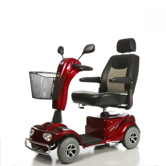 Buy the Pioneer 4 Mobility Scooter from Merits for the lowest price online!  HomeTown Mobility
